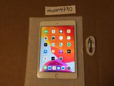 Apple iPad Mini 4 64GB, Wi-Fi, 7.9in - Silver - FK9H2LL/A - Good Condition
