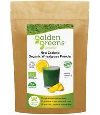 Golden Greens® Organic New Zealand Wheatgrass Powder 250g, Nourish Your Body