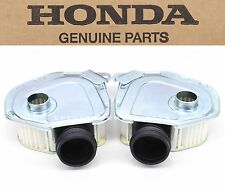 New Genuine Honda Air Filter Set CB350 CL350 SL350 OEM Element (See Notes) #W30