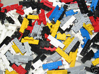 Lego ® Lot x2 Supports Bracket Pare Choc Véhicule Bumper Choose Color ref 2436