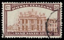 "ITALY B21 (Mi207) - Holy Year Extension ""St. John Lateran Cathedral"" (pf97451)"
