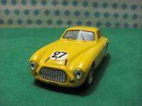 "FERRARI 166 MM   2000cc. Spyder touring  ""Le Mans 1950"" - 1/43 Art Model 016"