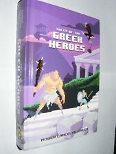 Tales Of The Greek Heroes by Roger Lancelyn Green HB book Puffin Pixels