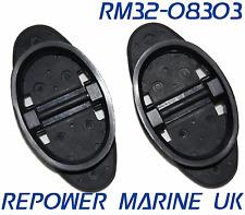 Échappement Eau Volets Kit pour Mercruiser V6, V8, Remplacement #: 807166A 3,