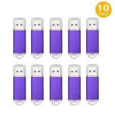 10X16GB USB Flash  Pen Drive Rectangle Flash U Disk Thumb Memory Stick US Stock