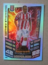Match Attax 2012/13 - MOTM card - Matthew Etherington of Stoke City