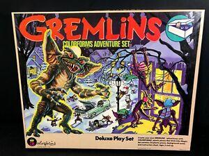 Gremlins Colorforms Adventure Set Vintage