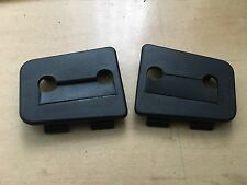 Range Rover Vogue L322 2003 V8 4.4 Rear Seat Catch Covers Left & Right