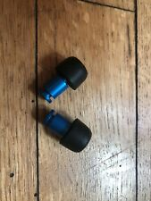 Flare Isolate Aluminum Ear Plugs ~ Blue