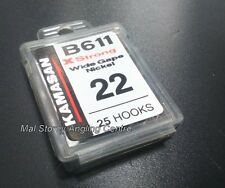 Box of Kamasan B611 size 22 Hooks