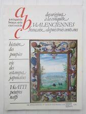 ABC décor N°164 1978 /histoire des poupées/estampe japonaise/Haïti:peintres naïf
