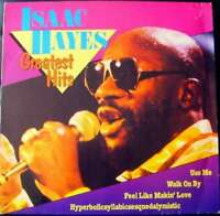 Isaac Hayes - Greatest Hits (LP, Comp) Vinyl Schallplatte - 68290