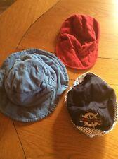 Chapeau Souple Bleu, Casquette Rouge Pocopiano,Chapeau Marin Original Sailors