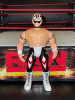 WWF WWE WCW Rey Mysterio Jnr OSFT WRESTLING ACTION DISPLAY FIGURE 1998 osftm