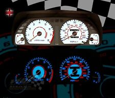 Rover 200 speedo dash interior cluster panel light bulb custom upgrade dial kit