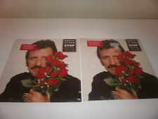 (2) RINGO STARR RECORD STOP AND SMELL THE ROSES 1981 SEALED COPY ALBUM LP RECORD