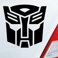 Coche moto pegatinas Transformers Hasbro cómic Movie sticker 10x10cm 174