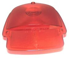 "Glo-Brite #301 Vehicle Replacement Lens No. 301 RED 6-1/2"" (1 lens)"