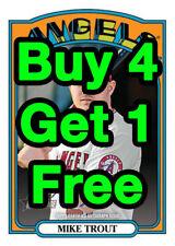 2021 Topps Heritage Baseball - #1-200 - Buy 4 Get 1 Free - Rookie & Insert