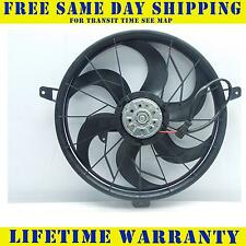 CH3116115 NEW RADIATOR COOLING FAN FOR JEEP FITS GRAND CHEROKEE LIBERTY