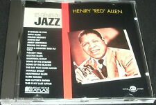 HENRY RED ALLEN   CD LES GENIES DU JAZZ