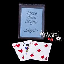 Three card monte Bicycle - Magie - Bonneteau