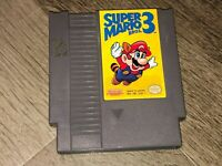 Super Mario Bros. 3 Nintendo Nes Cleaned & Tested Authentic