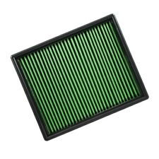 Green High Flow Air Filter #7290 Toyota Tundra Sequoia