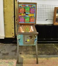 "Bally ""Blue Chip"" Bingo Pinball Machine Lot 26"