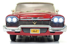 1/18 SCALE CHRISTINE PLYMOUTH FURY MOVIE CAR NEW IN BOX MADE BY AUTOWORLD