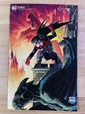 Robin #1 (2021 DC Comics) 1st appearance of Flatline Team Variant