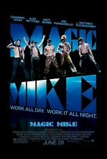 Magic Mike Poster Length :500 mm Height: 800 mm  SKU: 2835
