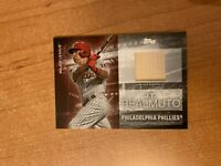 2020 Topps Series 1 - J.T. Realmuto - Major League Material Relic PHILLIES