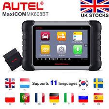 Autel MaxiCom MK808BT Auto Diagnostic Tool Code Reader Scanner SRS MK808 MX808