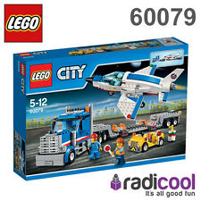 60079 lego formation jet transporteur city space port 5-12 ans/448 pieces/neuf!