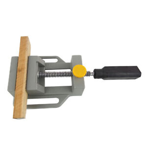 Light Bench Vise Jaw Clamp Tool Vice Drill Grinding Opening 65mm Aluminium Alloy
