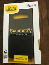OTTERBOX Symmetry Case for Samsung Galaxy S10 - Brand New - Black