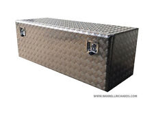CHEQUER PLATE TRUCK TOOLBOX DAF VOLVO SCANIA IVECO MAN MERCEDES RENAULT VAN HGV