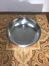 More details for vintage stainless steel fruit bowl kichenalia 1970s kitsch retro