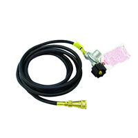 Mr Heater 12 Foot Big Buddy Propane Gas to Heater Adapter Hose w/ Regulator