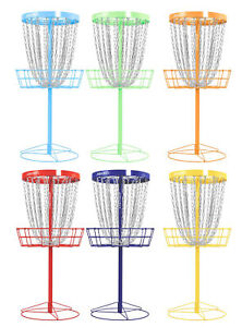MVP Axiom Disc Golf Basket Pro Catcher Target - Choose Your Color