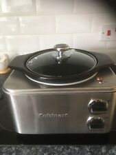 Four-litre SLOW COOKER by CUISINART