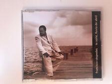 FRANCISCO CESPEDES CD TE SOÑE , LLUVIA DE ABRIL SINGLE WARNER MUSICA MEXICO