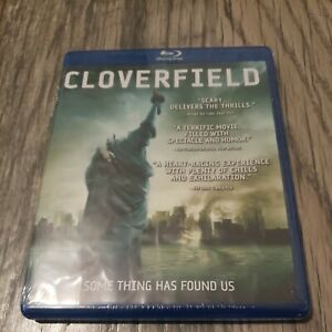 Cloverfield (Blu-ray, 2008)