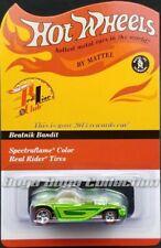 Hot Wheels 2013 Red Line Club Rewards Beatnik Bandit Real Riders