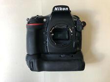 Nikon D810, MB-D12 and extras