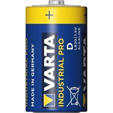 Varta Industrial Pro Mono D Alkaline Batterien - 20er-Pack