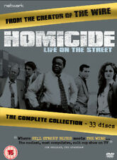 Homicide - Life On the Street: The Complete Collection DVD (2018) Richard