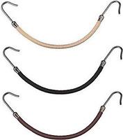 SSS Elastic Bungee Ponytail Hooks Pack of 20 Choose Color