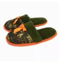 Woodland Creek Women's Cozy Camoflauge Camo Slippers. S(5-6) M(7-8) L(9-11)